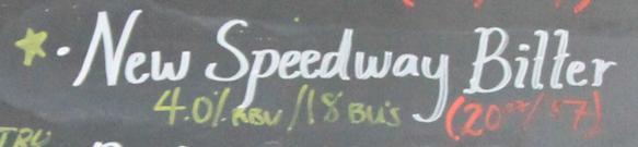 Magnolia New Speedway Bitter