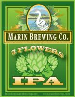 Marin Three Flowers IPA