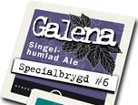 Nynäs Galena Singelhumlad Ale Specialbrygd #6