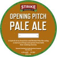 Strike Opening Pitch