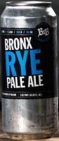 Bronx Rye Pale Ale