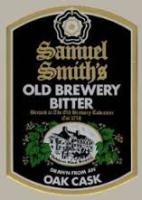 Samuel Smiths Old Brewery Bitter