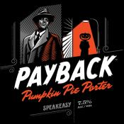 Speakeasy Payback Pumpkin Pie Porter