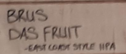 BRUS Das Fruit