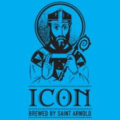 Saint Arnold Icon Blue - Chocolate Weizenbock
