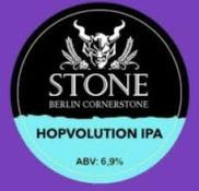 Stone (Berlin) Pilot Series 2018: Hopvolution