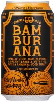 Oskar Blues / Cigar City Barrel Aged Bamburana