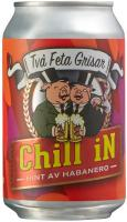 Två Feta Grisar Chill iN