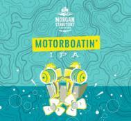 Morgan Territory Motorboatin IPA
