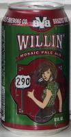 Brazos Valley Willin' Mosaic Pale Ale