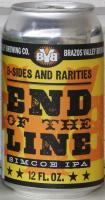 Brazos Valley End of the Line IPA