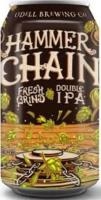 Odell Hammer Chain Fresh Grind Double IPA