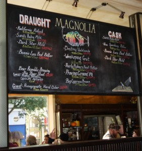 Magnolia Gastropub and Brewery - Beer