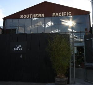Southern Pacific Brewing - Outside