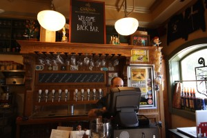 The Trappist Bar
