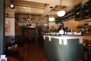 The Trappist Back Bar
