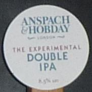 Anspach & Hobday The Experimental Double IPA