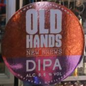 Old Hands New Brews DIPA