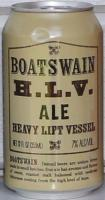 Rhinelander Boatswain H.L.V. Heavy Lift Vessel Ale