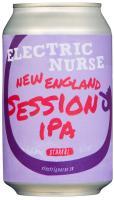 Electric Nurse New England Session IPA