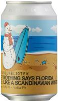 Beerbliotek / Left Handed Giant Nothing Says Florida like a Scandinavian Winter