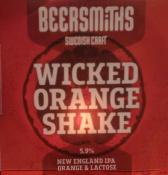 Beersmiths Wicked Orange Shake