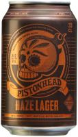 Brutal Brewing Pistonhead Haze Lager