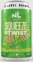 No Label Squeeze & Twist IPA