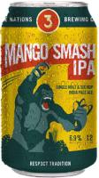 3 Nations Mango Smash IPA