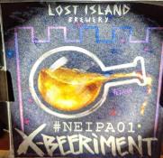 Lost Island XBeeriment IPA #004