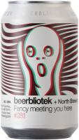 Beerbliotek / North Brewing Co Fancy Meeting You Here