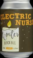 Electric Nurse Winter Black Ale