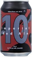 U&ME 10 Imperial Red Ale